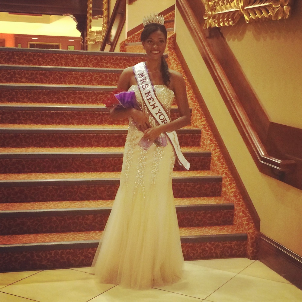 Mrs. NY International 2015