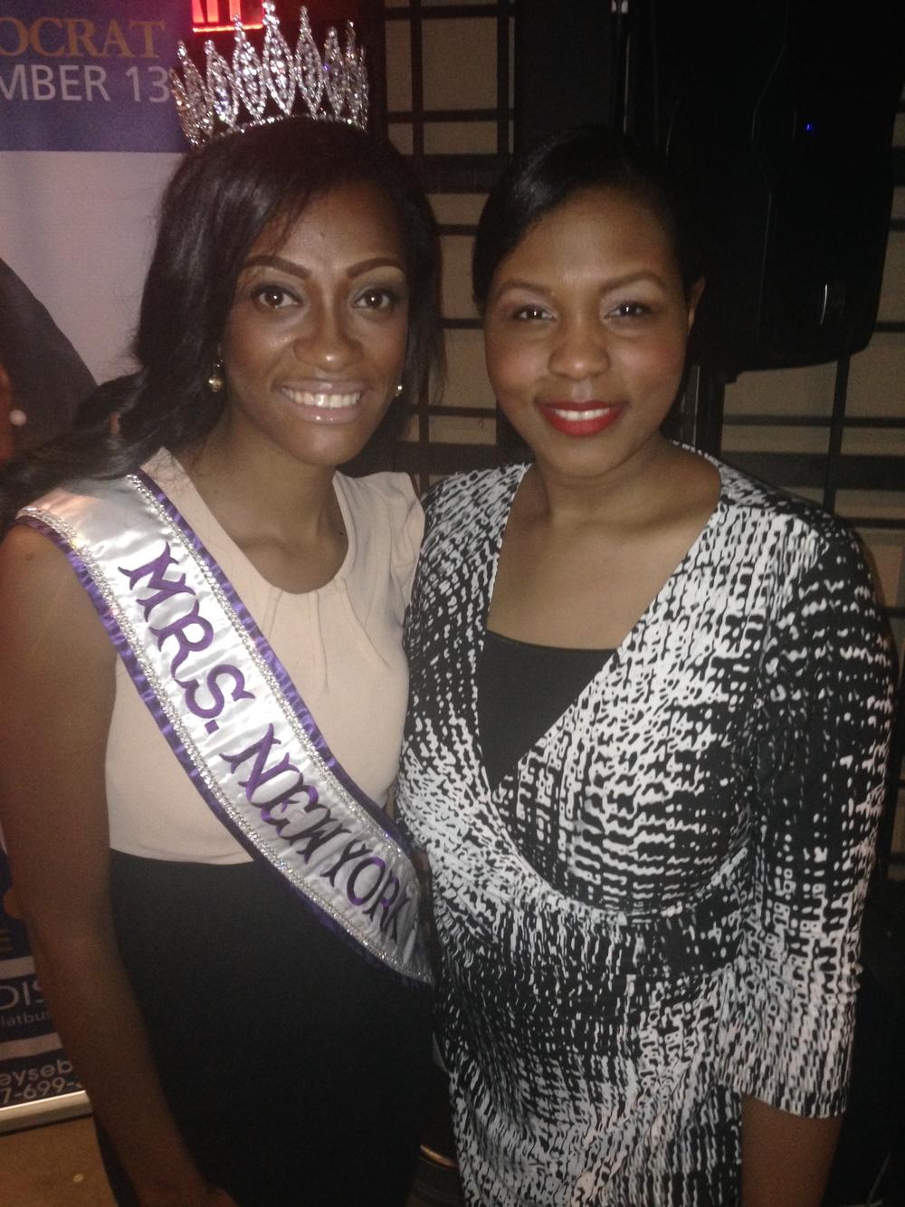 Fabiola Jean of Haitian Times