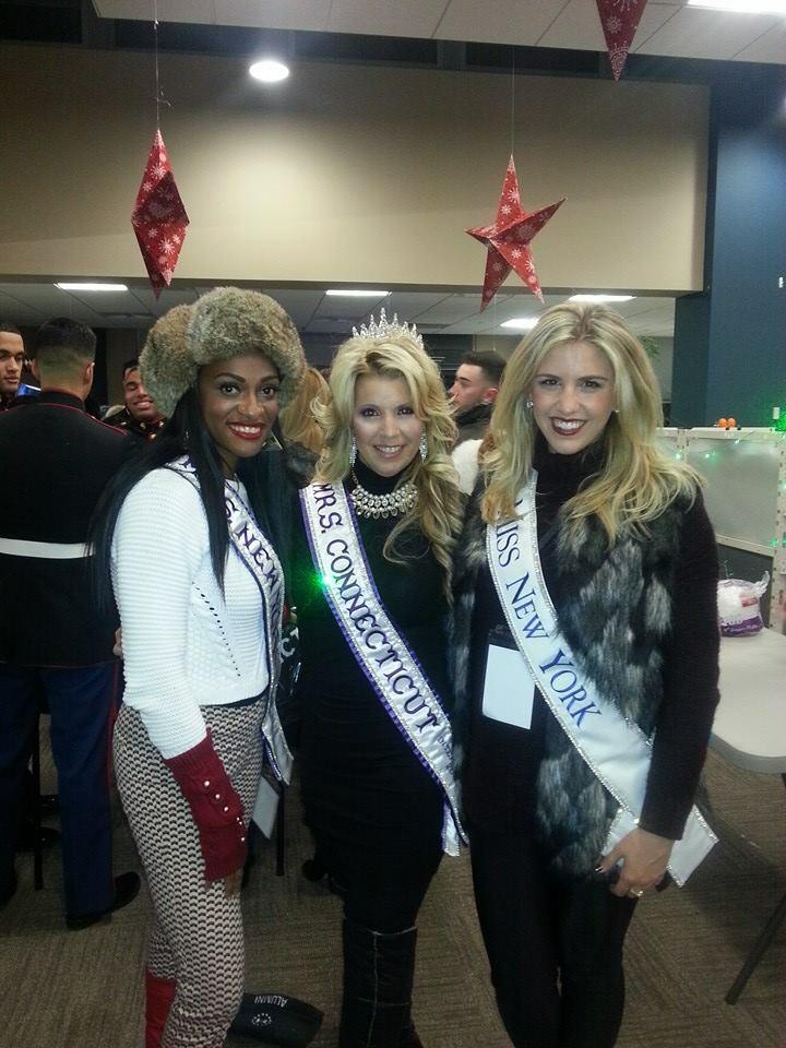 Me, Paula and Miss New York Jillian Tapper