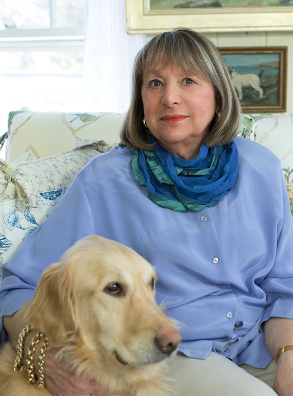 Carol Buxton with Daisy.jpg