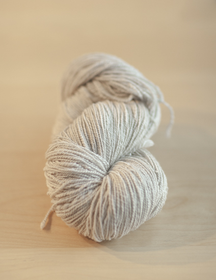 80/20 Merino Cashmere from Crown Mountain Fibers