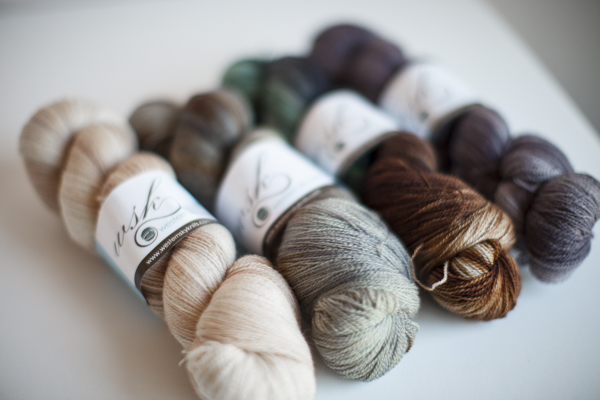 Colors (from left to right): Oats, Touch of Gold, Quarry, Elephant