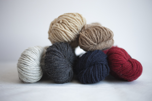 J&V's Clever Camel - colors (from top left, clockwise): Classic, Naked, Poppy, Neat Navy, Carbon, Snowden Grey