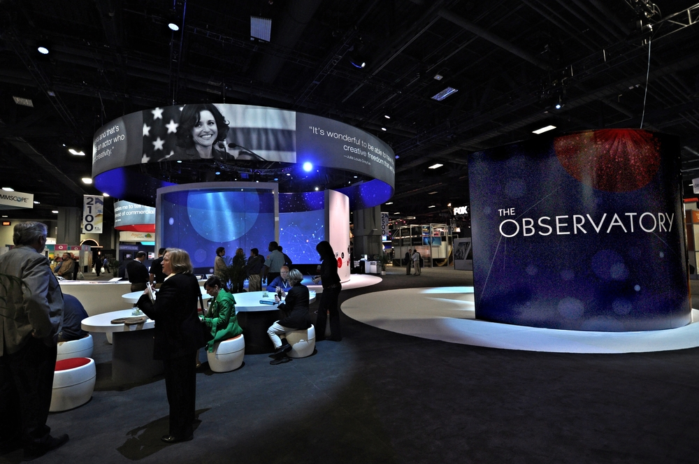 National Cable Broadcast Association trade show
