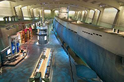 U-505 Exhibit