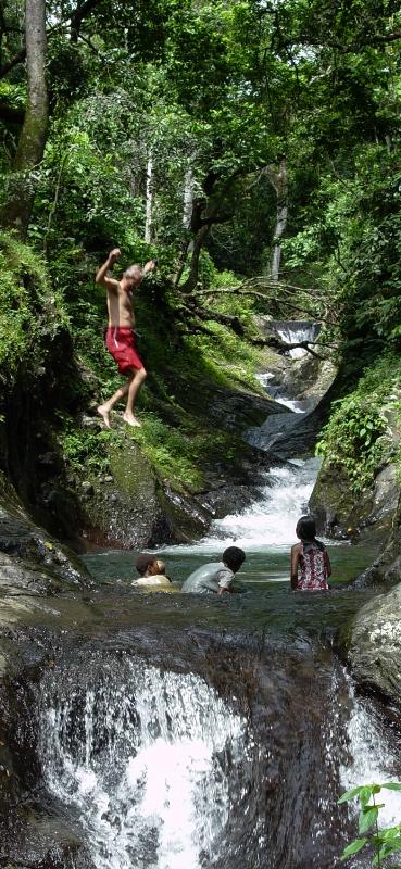 Tavoro Falls