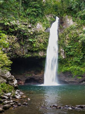 Lower Tavoro, or Bouma Falls