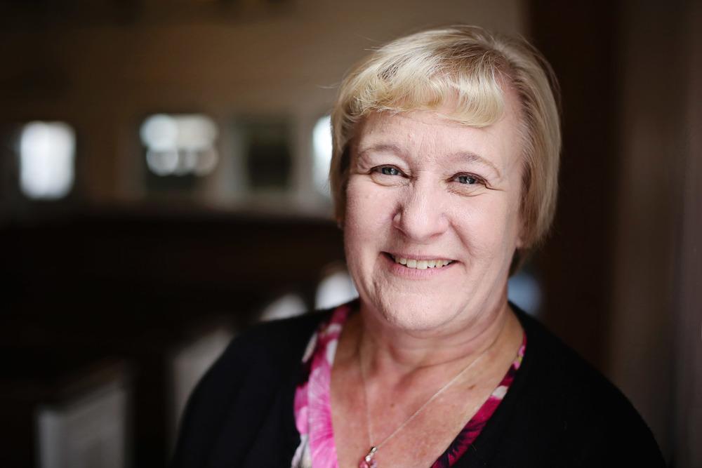 Barbara Farnsley - Pastor of Music