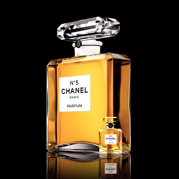 Chanel N5 Parfum Grand Extrait Limited Edition Mike Ernie