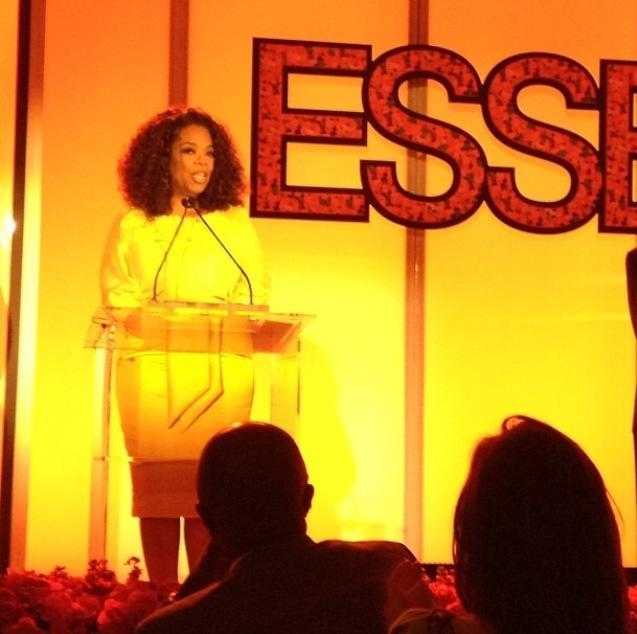 Oprah presents!