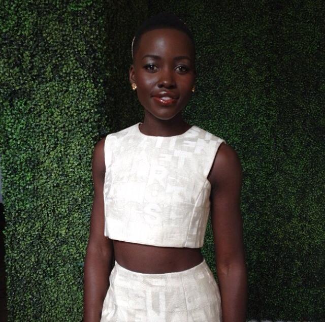 Lupita Nyong'o!