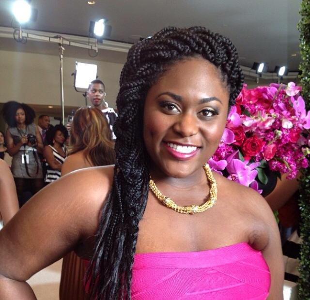 Danielle Brooks of Orange is the New Black!