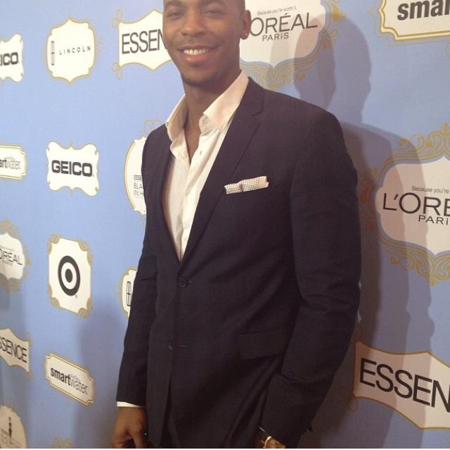 Mehcad Brooks!