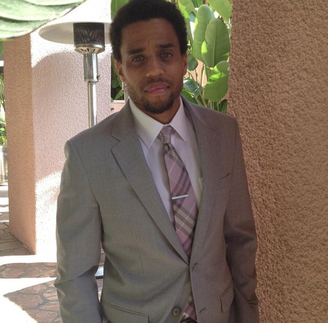 Michael Ealy!