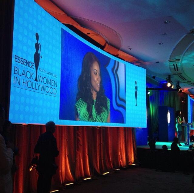 Gabrielle Union honored!