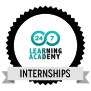 24/7 Learning Academy Internships