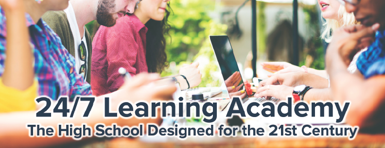 24/7 Learning Academy - Accepting enrollments today