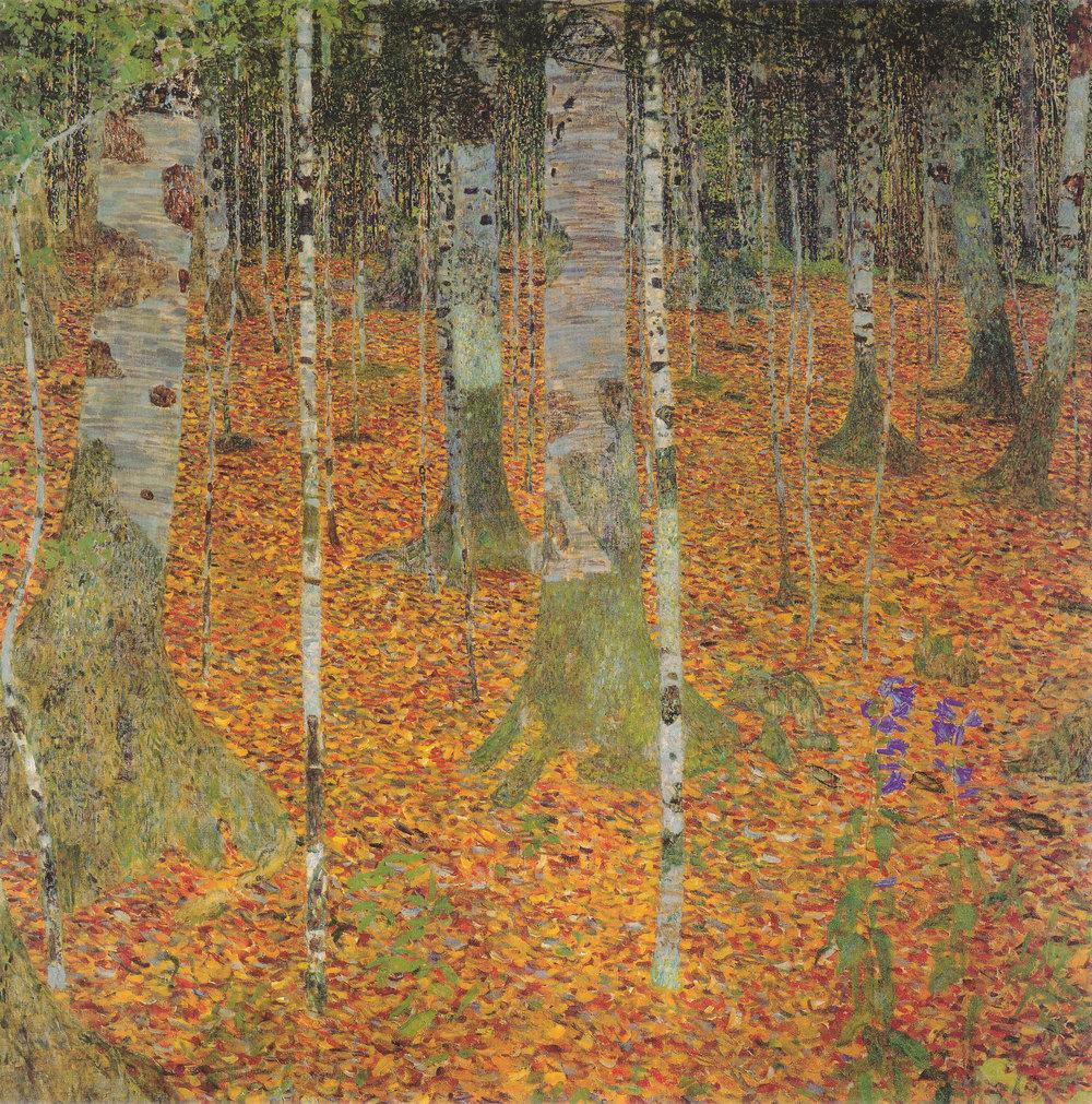 Birch Forest (1903)