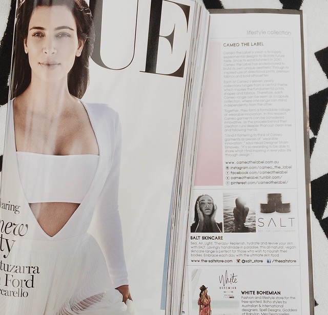Vogue Australia, 2015