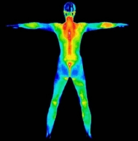 Full Body Thermal Imaging, Radiation Free, Noninvasive