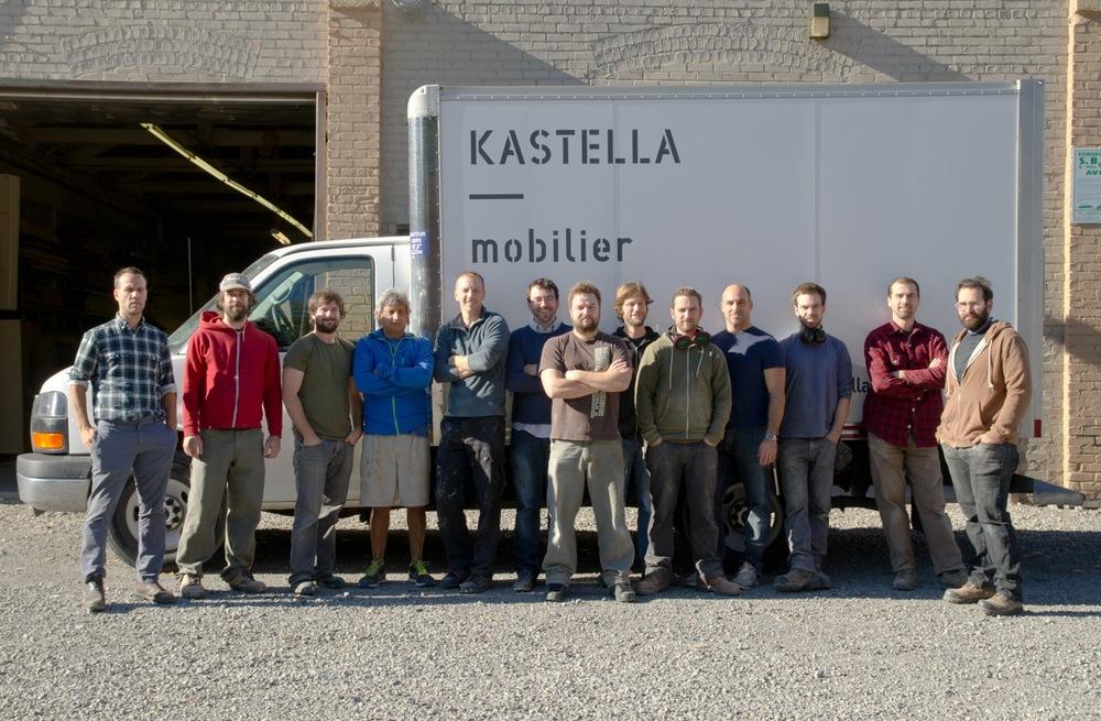L'équipe de Kastella