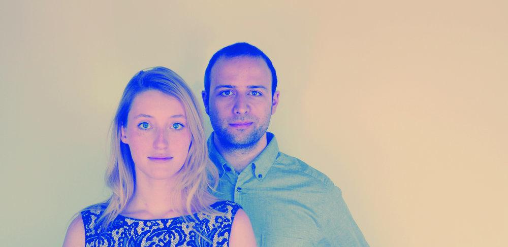 Caroline Deforges et Vincent Clarizio d'Atelier NOAH