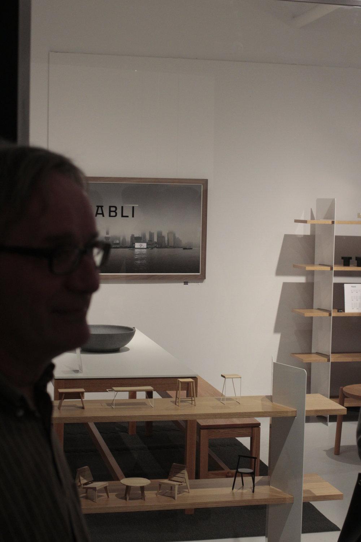 Showroom de meubles à Montréal