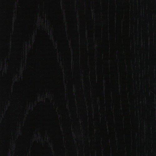 frêne teint noir