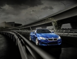 SHELLY BMW  M Series Campaign