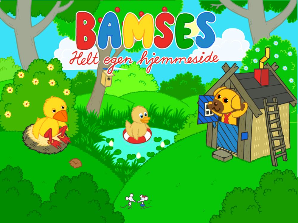 Bamse og Kylling