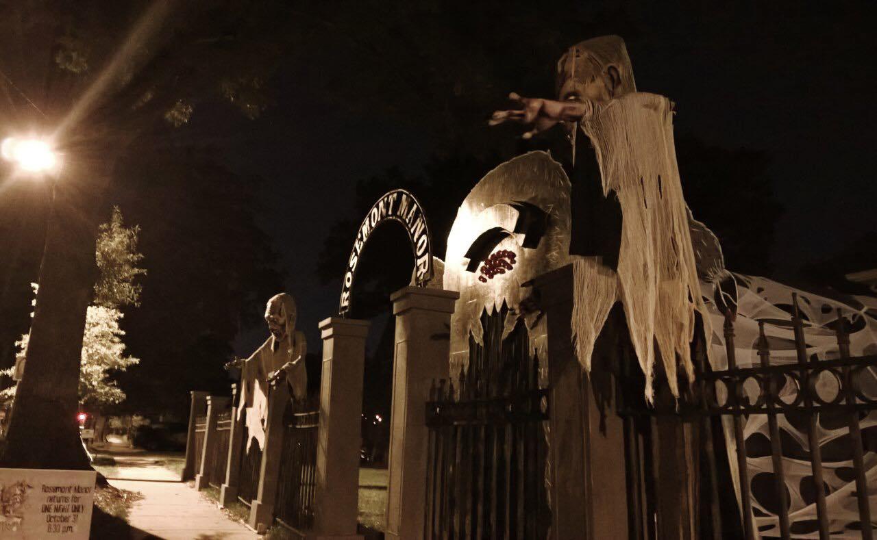 Rosemont Manor - Halloween Oct 31 2020 Charlotte Rosemont Manor Haunt 2019 — Greater Charlotte SPCA