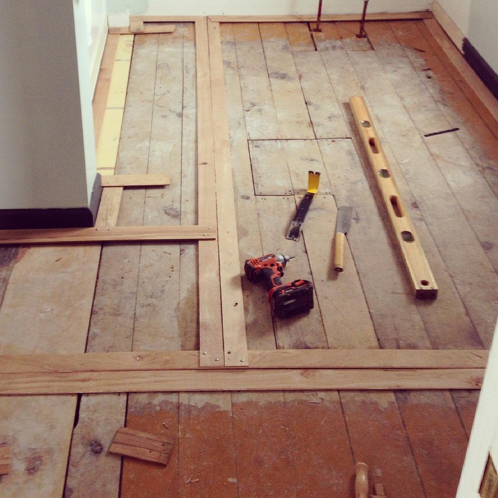 Plywood for bathroom floor - Bathroom Flooring