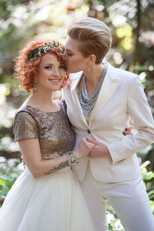 9 Wedding Planning Tips Every Same Sex Couple Should Know.    Tips from wedding planners and wedding professionals.