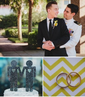 15 Beautiful LGBT Weddings That Will Make You Feel All The Feelings.    Love is Love!