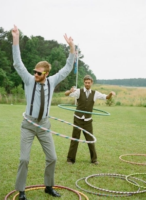 18 Fabulous Ways To Have A Unique Gay Wedding.    Some fun ideas to make your wedding uniquely YOU!.