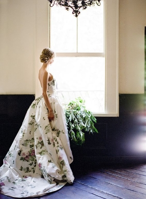 30 Floral Wedding Dresses You Can Shop For Now.    Flowers are an integral part of a wedding, now here is another way to incorporate floral accents into your bug day, with your dress.