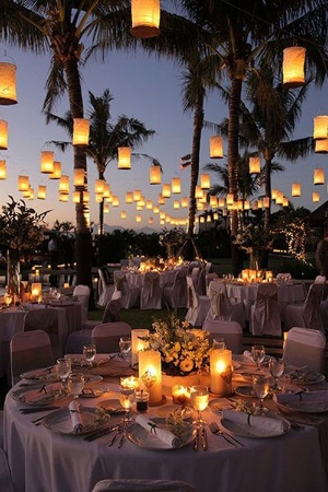 21 Fun and Easy Beach Wedding Ideas.    Many fun ideas to accentuate your wedding at the beach.