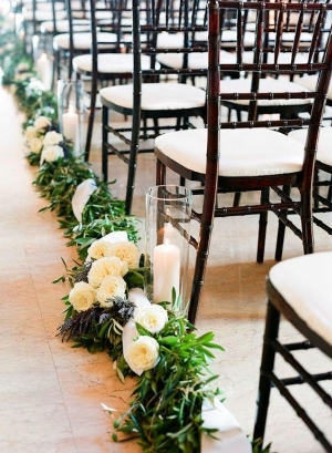 9 Creative Wedding Aisle Ideas.    Unique and different ways to decorate your walk.