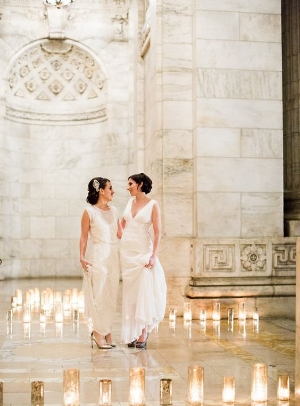 18 Impossibly Romantic Ways To Use Candles At Your Ceremony.    Create a romantic atmosphere with candles.