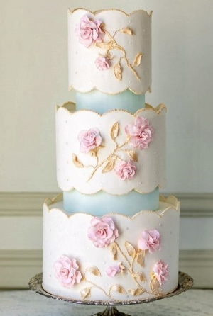 The Ultimate Wedding Cake Roundup. 100 Show Stopping Sweets.