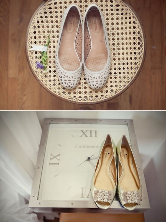 Let these collections inspire you and help you choose the perfect shoe to complement your wedding attire.