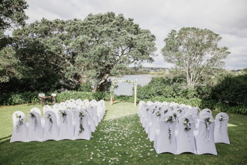 Orakei wedding venue