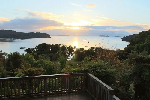 Stewart Island Lodge View