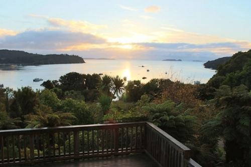 Stewart Island Lodge Gorgeous Views.