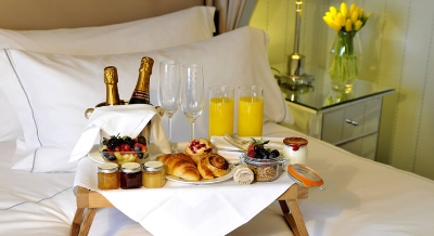 Champagne Breakfast