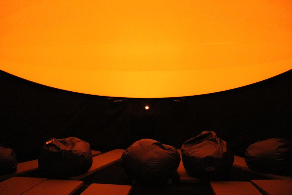 Mini Dome at 2013 Sundance Film Festival - New Frontiers