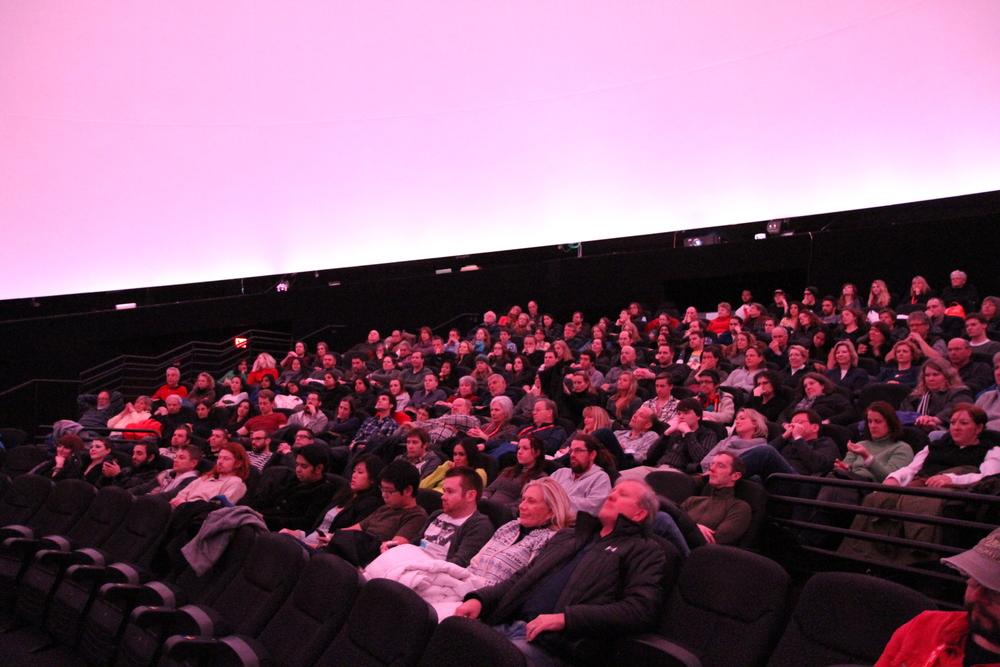 Premiere screening at 2013 Sundance Film Festival - Salt Lake City