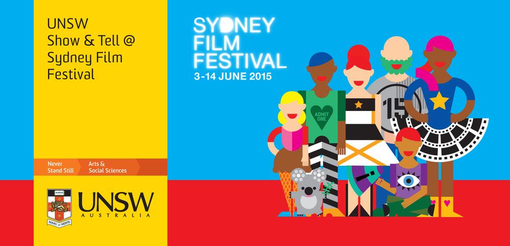 UNSW Show & Tell @ Sydney Film Festival 2015