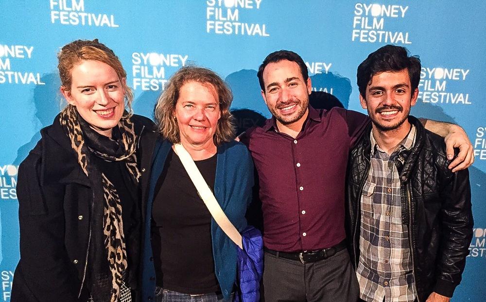 UNSW / Sydney Film Festival Drinks @ SFF Festival Hub