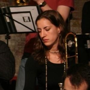barbara hamilton - trombone